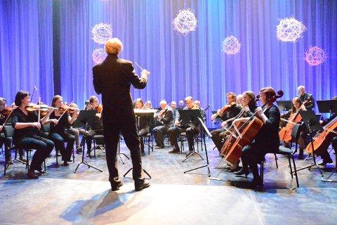 Stor begeistring for LVO og unge talenter på Leknes